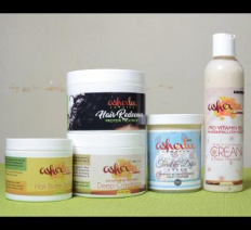 Asherlee Naturals Hands on With Haircare